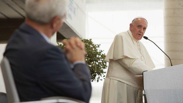 Papa Francesco il 15 novembre nella Chiesa evangelica di Roma