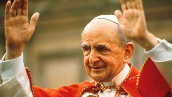 La prima memoria liturgica del beato Paolo VI