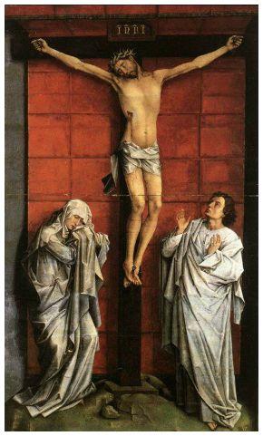 #Vangelo (15 settembre): Donna, ecco tuo figlio! Ecco tua madre!