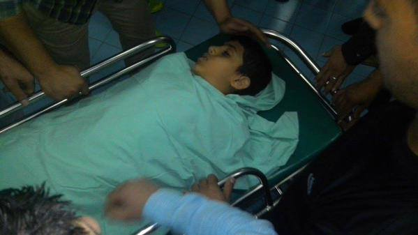 Il quinto martire palestinese: è Mustafa, aveva 13 anni