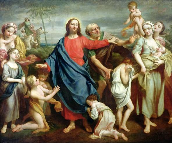 #Vangelo (2 ottobre): I loro angeli nei cieli vedono sempre la faccia del Padre mio
