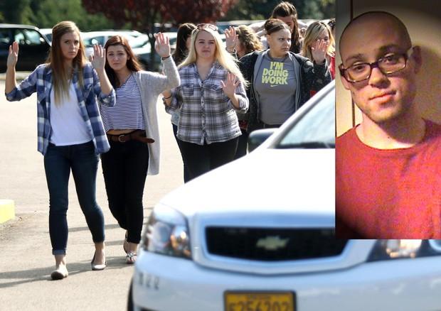 Oregon. Strage al college: Sei cristiano? Spara. 10 morti