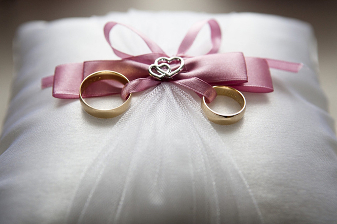Anello matrimoniale