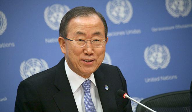 Ban-Ki-moon