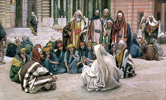 Vangelo (28 Agosto) Chiunque si esalta sarà umiliato, e chi si umilia sarà esaltato