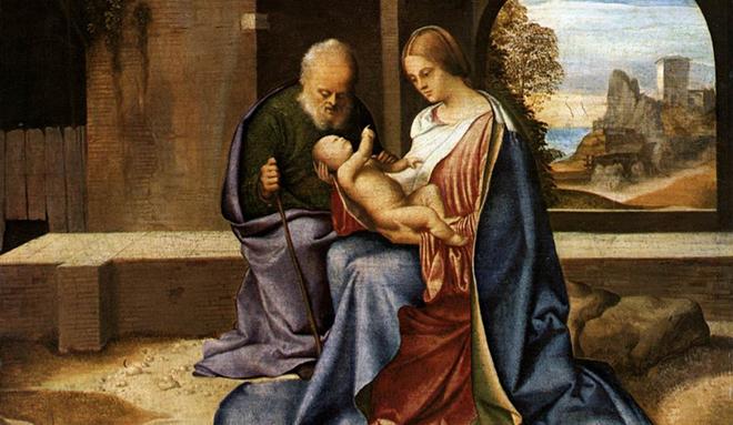 Famoso I Santi di oggi - 31 Dicembre Santa Famiglia di Gesù, Maria e Giuseppe BX88