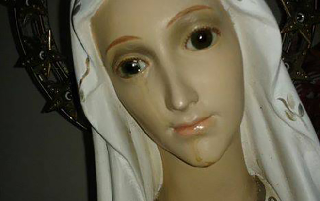 Madonna Lacrimazione