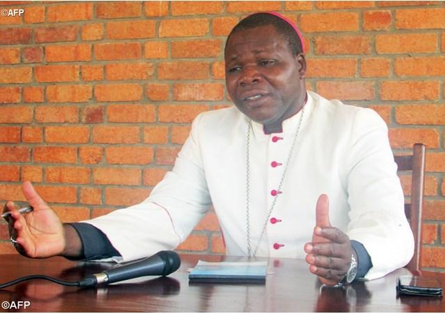 Mons. Nzapalainga