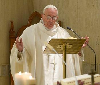 Papa Francesco: non si spenga mai nel nostro cuore la nostalgia di Dio