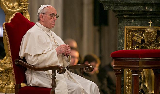 Papa Francesco Rosario