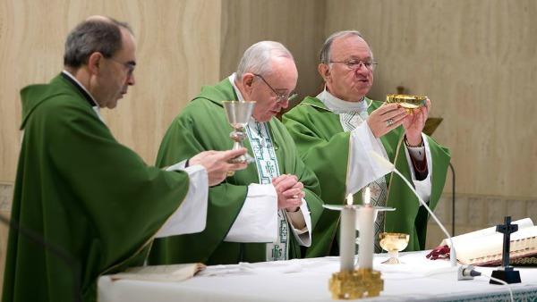 Il punto è che non capivano la Misericordia. Il Sinodo parallelo di Jorge Mario Bergoglio