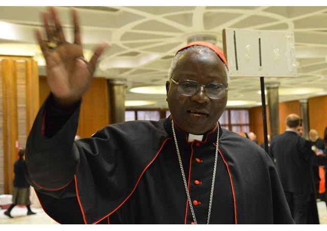 cardinale Philippe Nakellentuba Ouedraogo