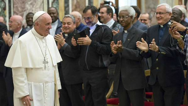 Papa Francesco ai comboniani: siate servitori e messaggeri del Vangelo