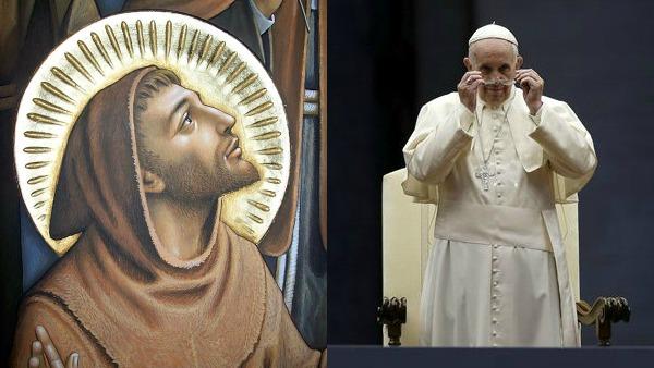 Santità: quello stretto legame tra Francesco e Francesco