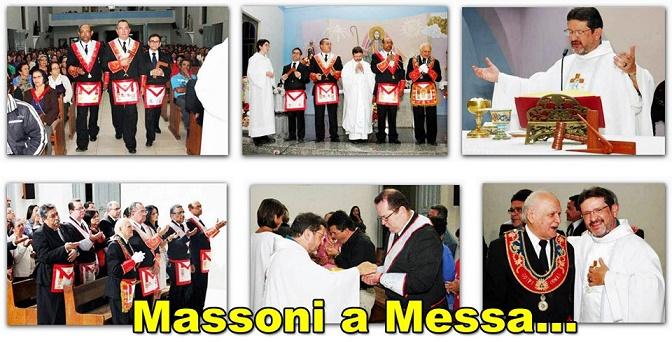 massoni - chiesa cattolica