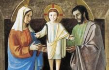 La Preghiera per farci aiutare ogni giorno dalla Santa Famiglia (scritta da Papa Francesco)