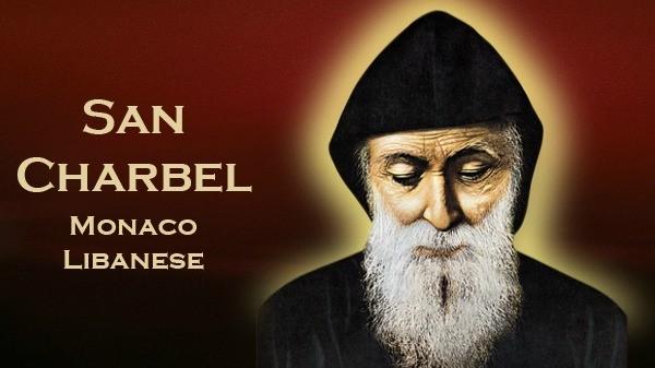 I Santi di oggi – 24 Luglio S. Charbel, sacerdote (vedi il video di un suo miracolo)