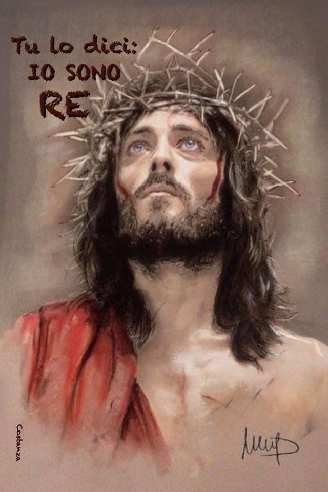 Risultati immagini per cristo re dell' universo