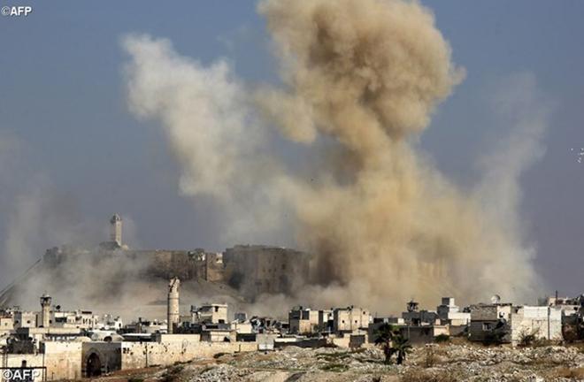 Aleppo..