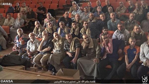 Siria: Is libera 10 cristiani assiri della comunità di Hassakè