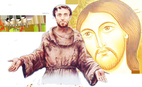 Francsico-com-aves-e-Jesus