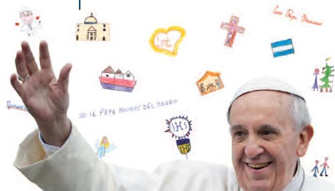 «Letterine a Papa Francesco» (Carlo Gallucci editore, pp. 156, 12,90 euro) di Alessandra Buzzetti