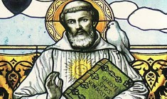 I Santi di oggi – 23 Novembre San Colombano, abate