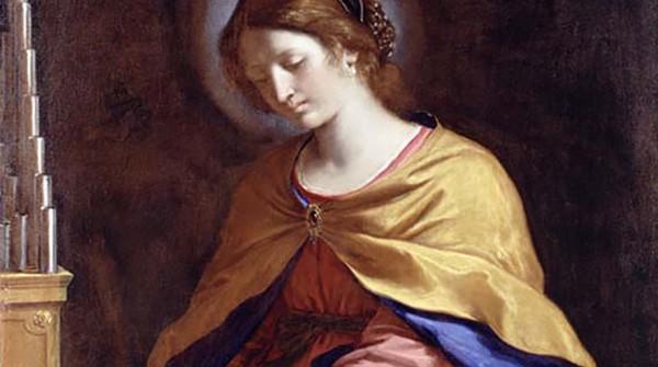 I Santi di oggi – 22 Novembre Santa Cecilia, Vergine e martire