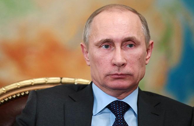 il presidente russo Putin