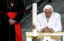 Il 'Pontefice emerito' Benedetto XVI: preghiera, sofferenza e giustizia
