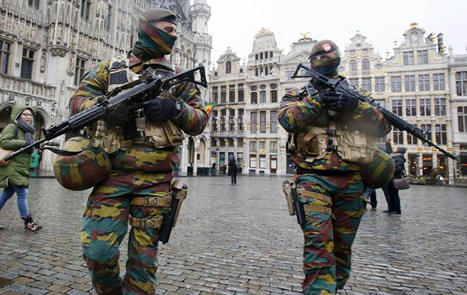 Isis Bruxelles