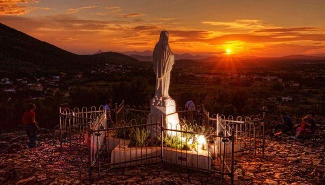 Madonna_podbrdo_tramonto