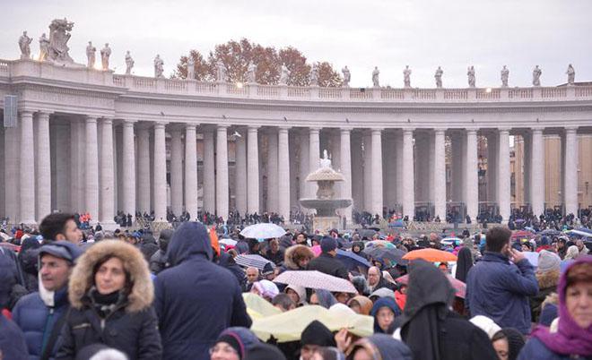 Piazza San Pietro Pellegrini