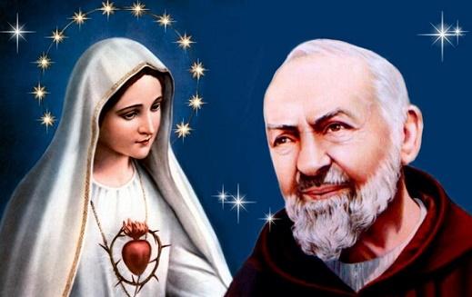 L'amore di Padre Pio per la Vergine: 'Oh Mammina, ti voglio bene!'