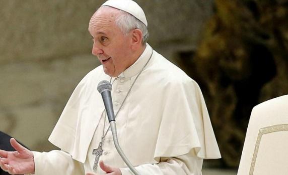 Papa Francesco: sovranismo porta alle guerre