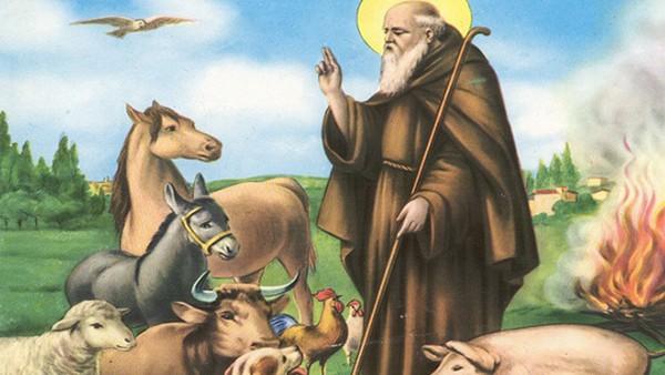 I Santi di oggi – 17 Gennaio Sant'Antonio, Abate