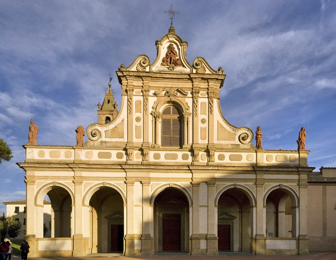 Chiesa di Santa Verdiana - Wikipedia