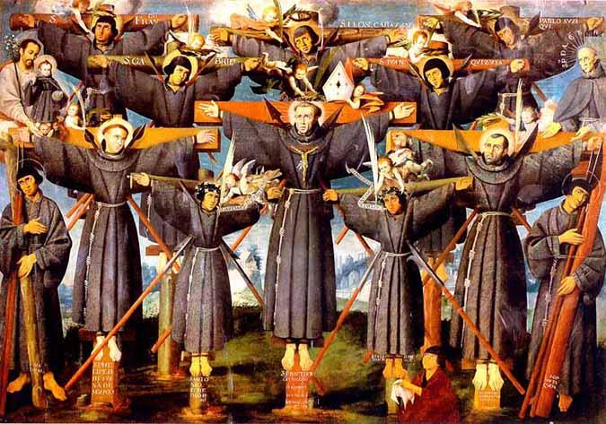 San Paolo Miki e compagni Martiri