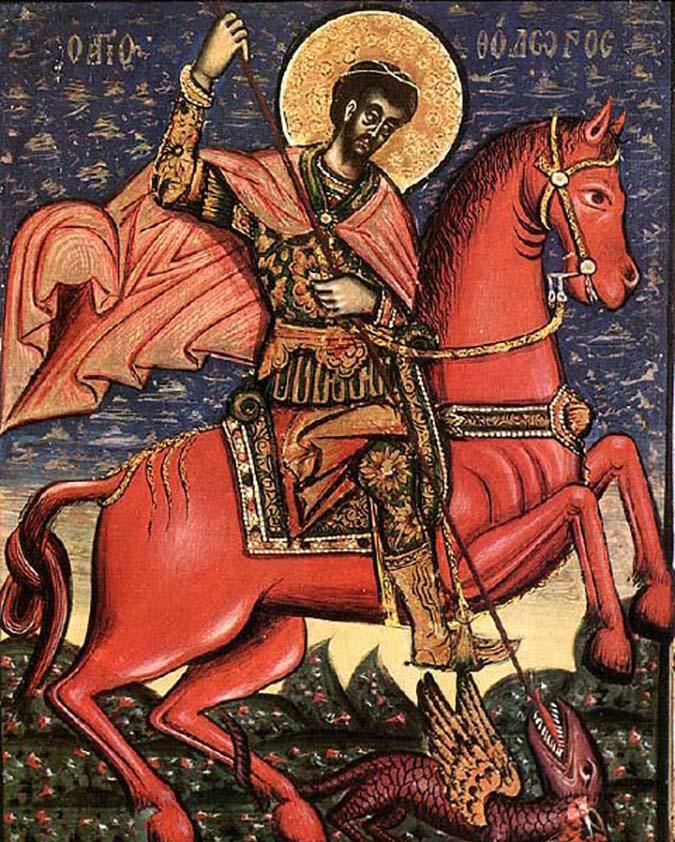 San Teodoro di Amasea Generale e martire --