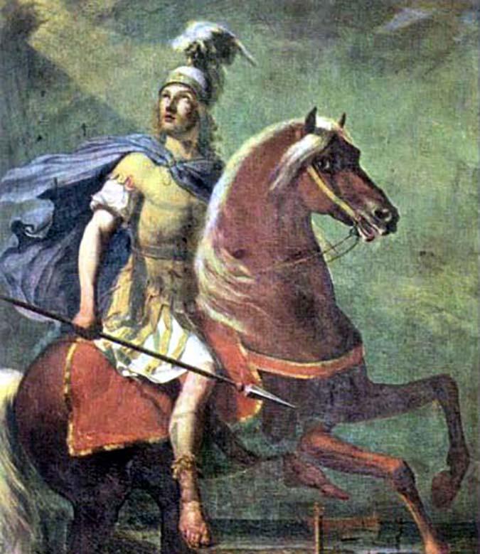 San Teodoro di Amasea Generale e martire