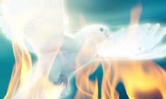 Ti chiedo Signore, in questo nuovo giorno, il fuoco sacro del Tuo Santo Spirito!