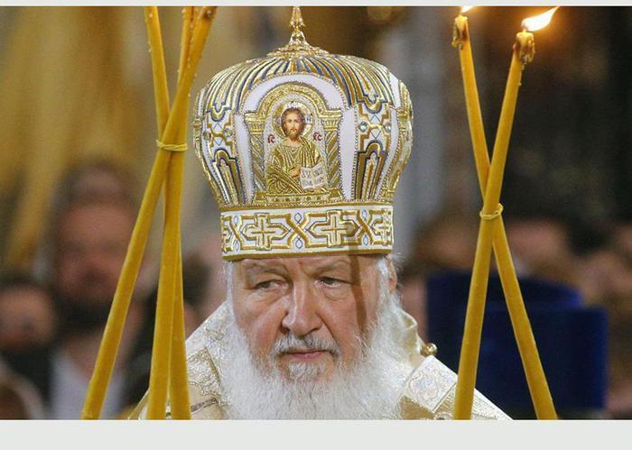 Il patriarca di Mosca
