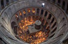 Viaggio nei luoghi di Gesù (in attesa della Pasqua) Il Sepolcro: Lo sai che è vuoto?