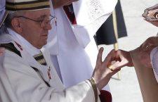 19 marzo 2013 – 19 marzo 2018: cinque anni fa l'inizio del ministero petrino di Papa Francesco