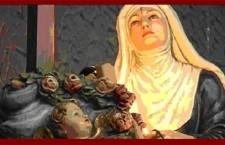 Santa Rita vuole salvarti ad ogni costo, anche se sei nella disperazione totale. Recita questa preghiera