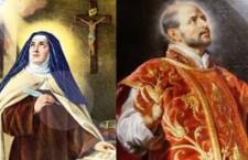 Sai che il 12 Marzo 1622 furono canonizzati 5 grandi Santi della Cristianità? Scopri chi sono