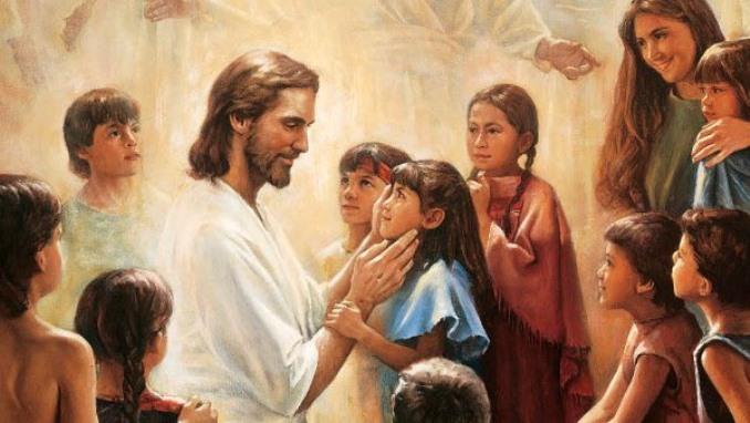 Jesus love-