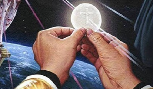 comunione.preghiera domenica