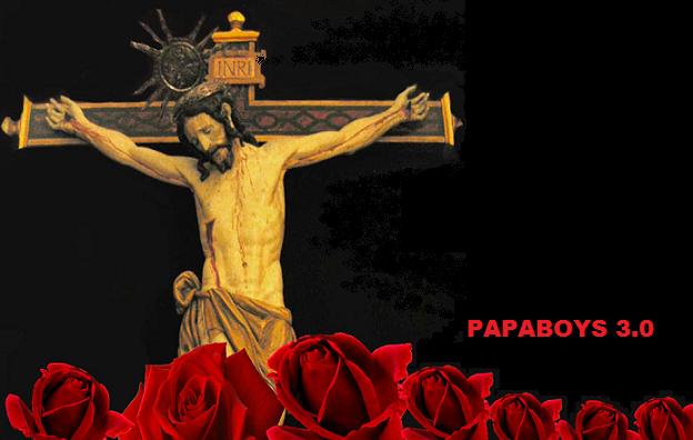 preghiera.croce.papaboys