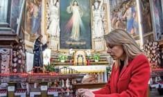 Il segreto della scenografa Antonella: 'Così la Divina Misericordia mi ha cambiato la vita'